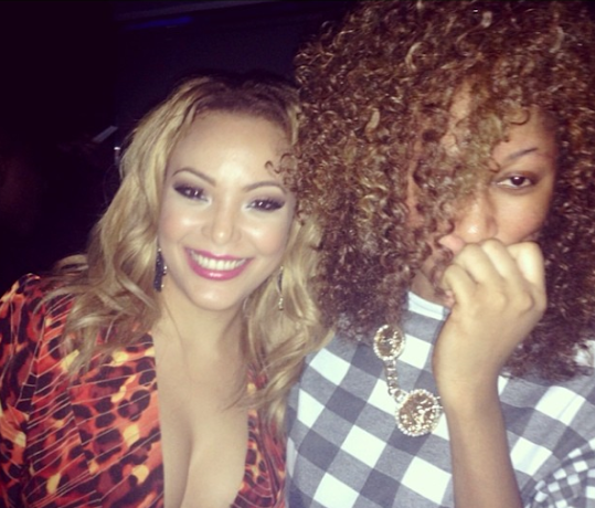 Sarah Ofili's star studded birthday party