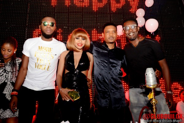 Ay - Shina Peller's Birthday