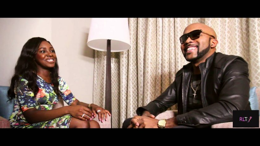 Banky W Interview on RLTV