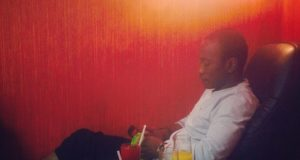 Brymo at the SPA