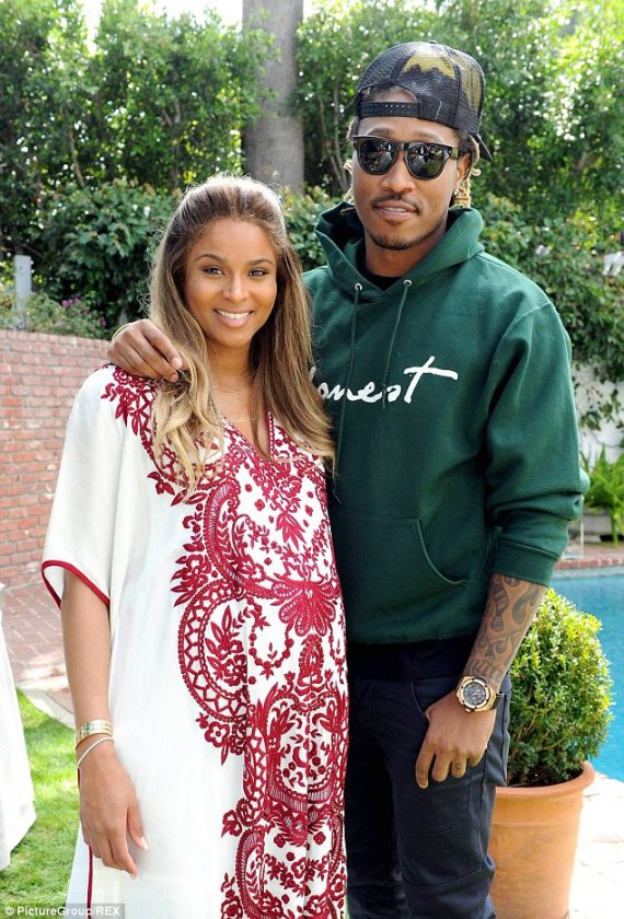 Ciara and Future NaijaVibe