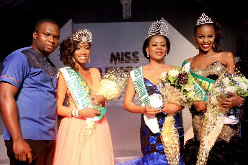 Collete Nwadike Miss Tourism