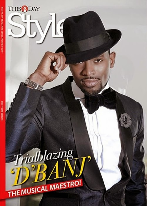 D'Banj Cover of ThisDay Style