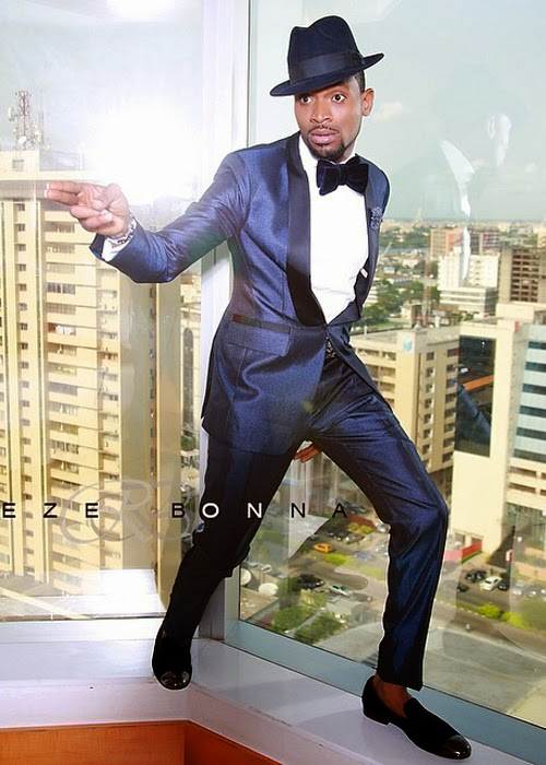 D'Banj on the Cover of ThisDay Style