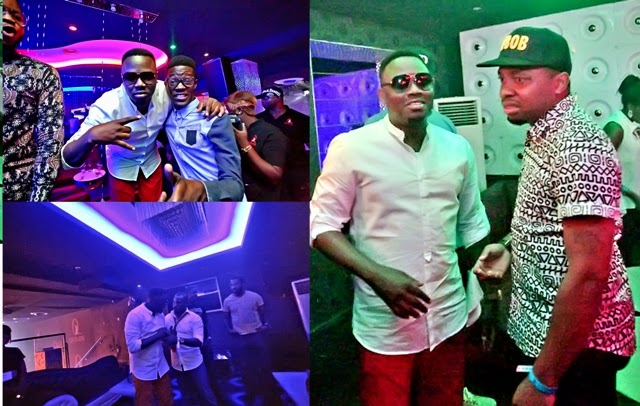 Dr sid's party with Mavins at Quilox