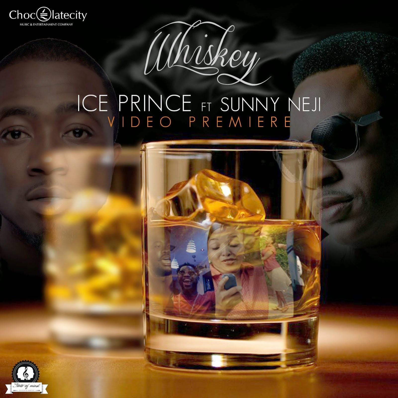 Ice Prince feat Sunny Neji - Whiskey [Video]