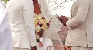 Kelly Rowland's secret wedding to Tim Witherspoon
