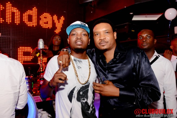 Olamide - Shina Peller's Birthday