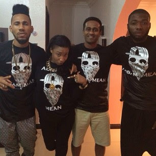 Phyno, Tonto and friends