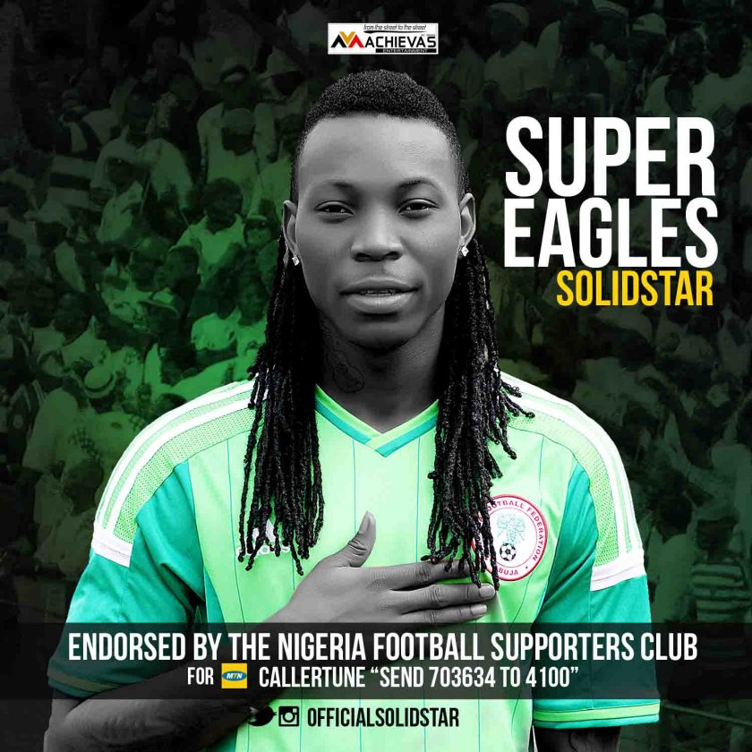 Solidstar - Super Eagles