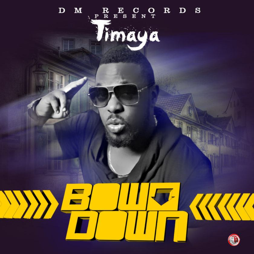 Timaya - Bow Down [AuDio]