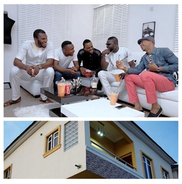 Yomi Casual's house warming party