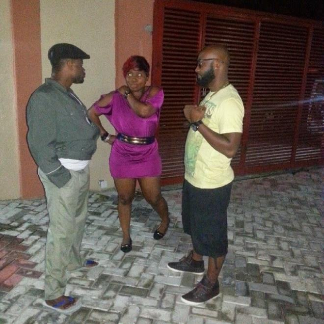 Annie Idibia and 2shotz star as lovers in upcoming Nollywood movie
