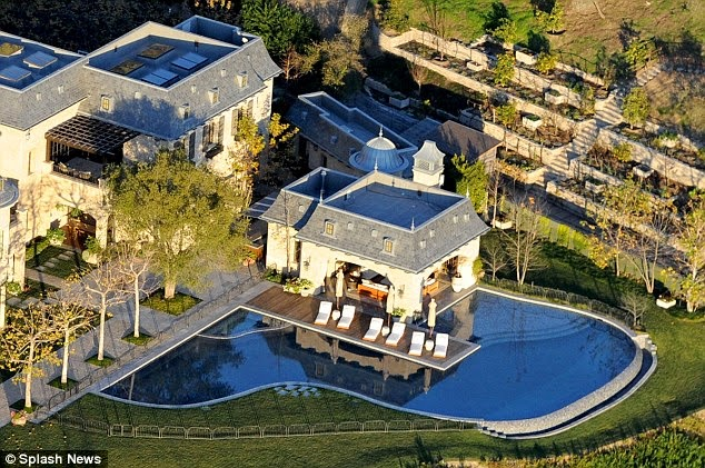 Dr Dre buys new house for $40 million