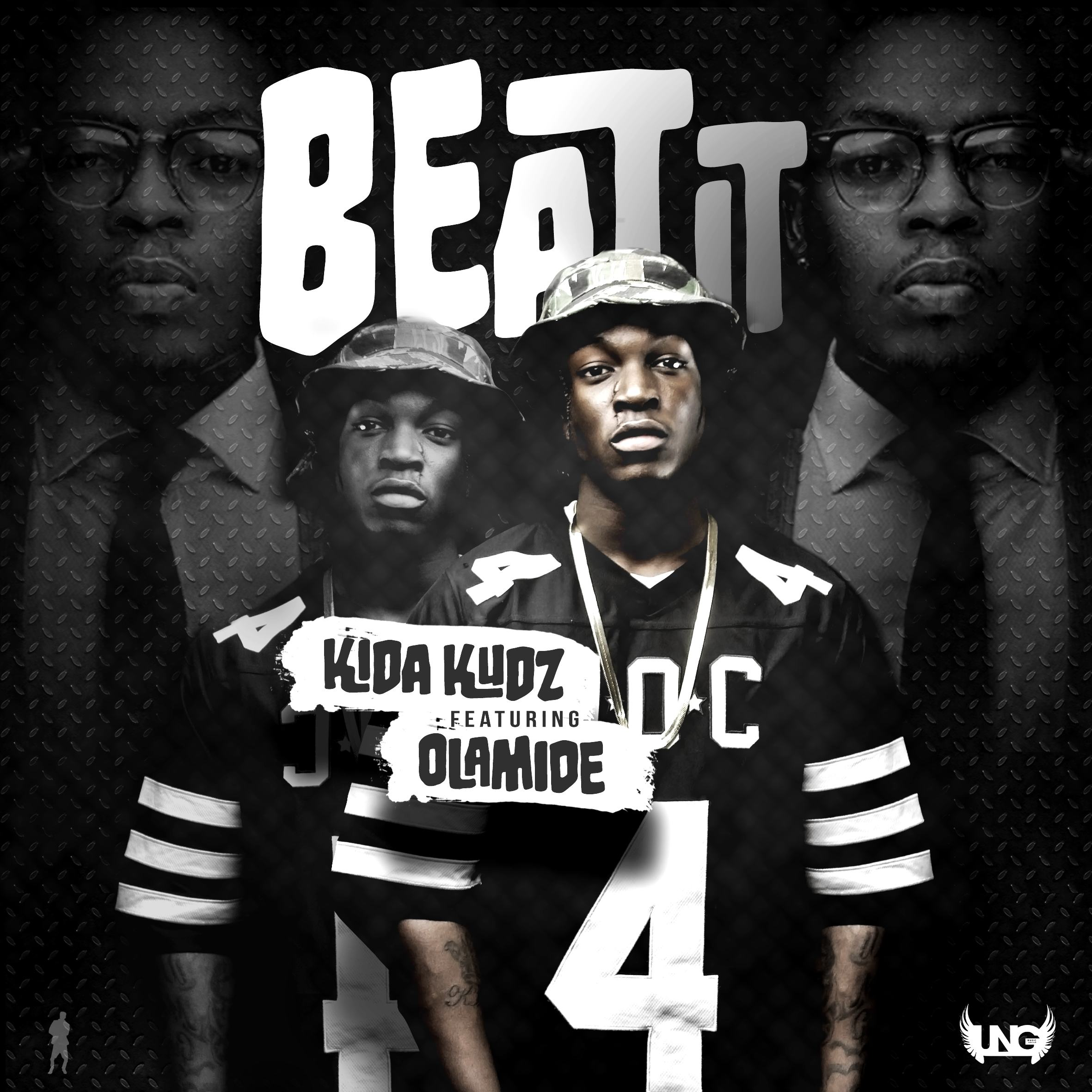 Kida Kudz – Beat It ft Olamide