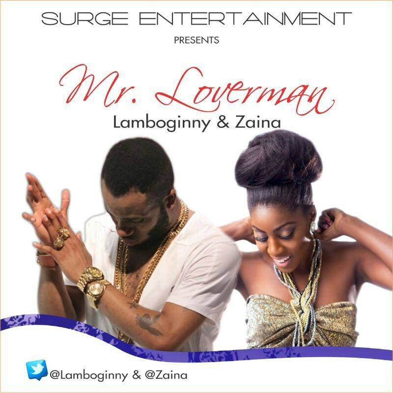 Lamboginny & Zaina - Mr. Loverman Cover [AuDio]