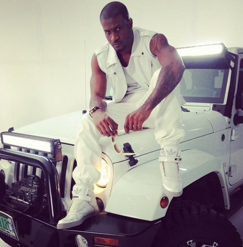 Peter - Psquare's new commercial