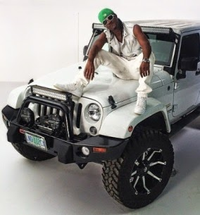 Psquare's new commercial