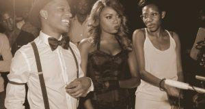 "Saeon ft. Wizkid ""Boogie Down"" video shoot"