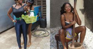 Behind The Scenes of Waje featuring Tiwa Savage 'Onye' Video