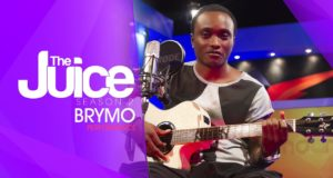 Brymo performs 'Goodbye' on Ndani TV