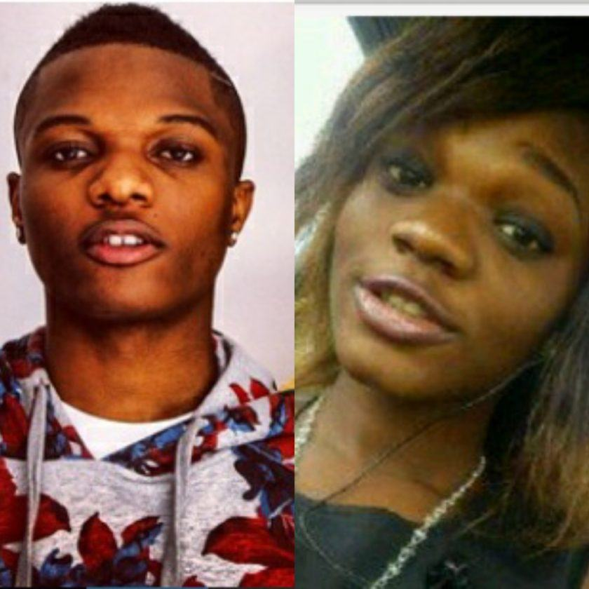 Could this be Wizkid's twin sister