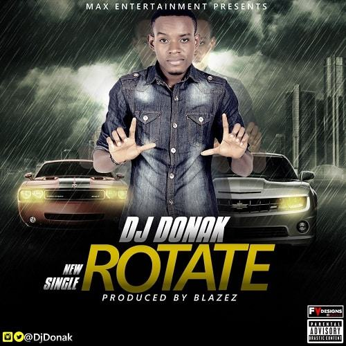 DJ Donak - Rotate [AuDio]