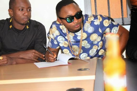 Deetunes and Sean Tizzle