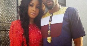 Dj Zeez and his girlfriend steps out