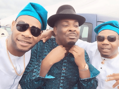 Don Jazzy, D Prince & Babyfresh