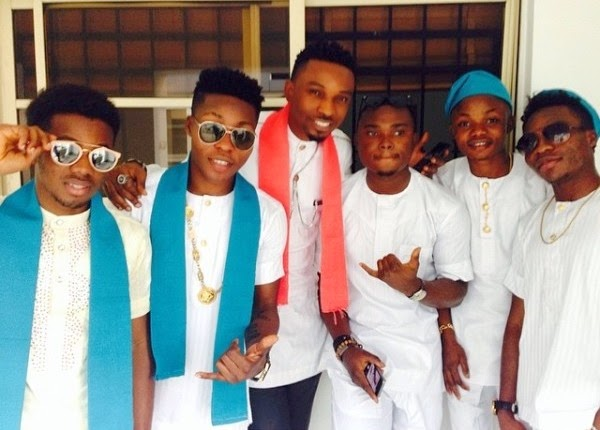 Korede Bello, Reekado Banks, Altims