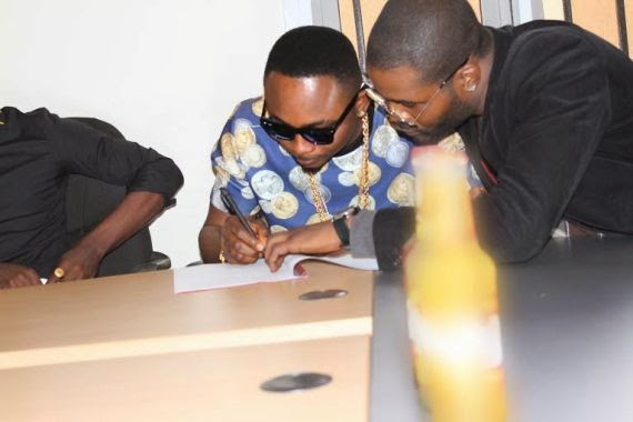 Sean Tizzle new deal