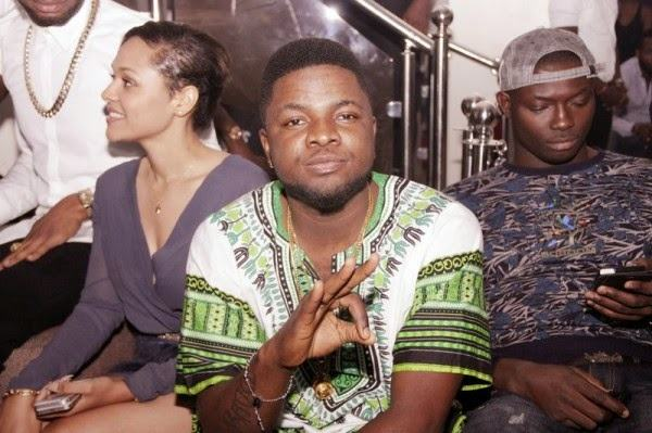 Skales and Tania