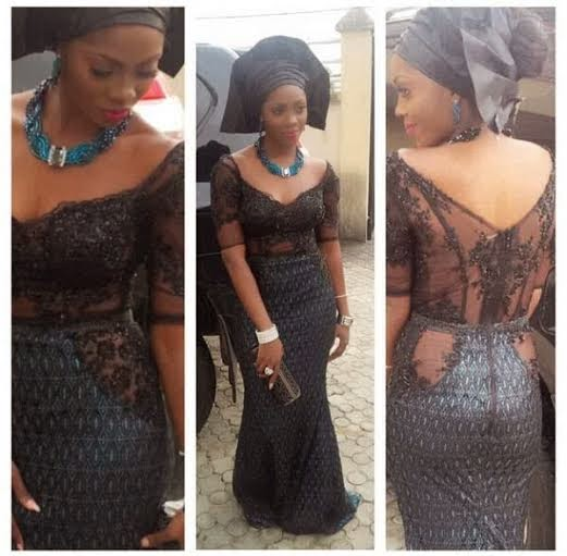 Tiwa Savage - Dr Sid and Simi Osomo traditional Wedding