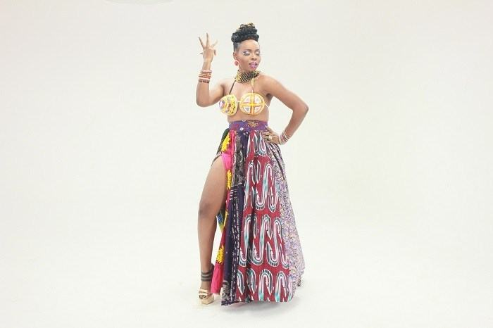 Yemi Alade - Tangerine ft Selebobo (Behind The Scenes Video + Photos)