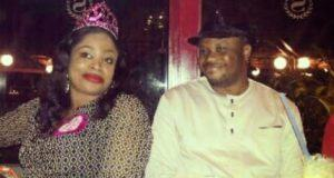 Gospel singer Sinach shares her love story + Photos from her Testimony Night