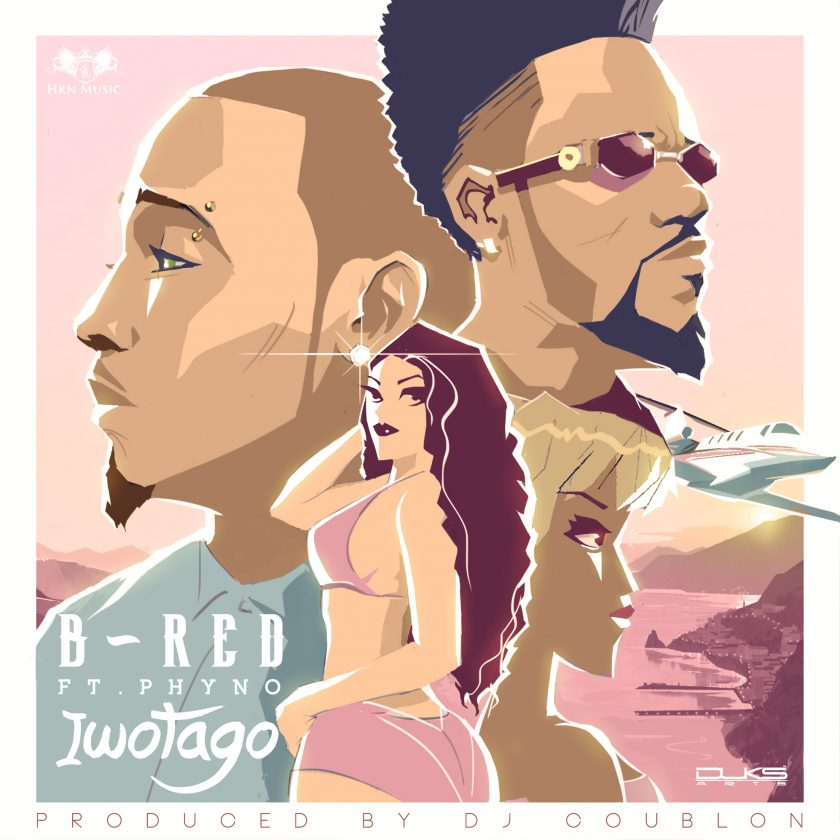 B-Red - Iwotago ft Phyno