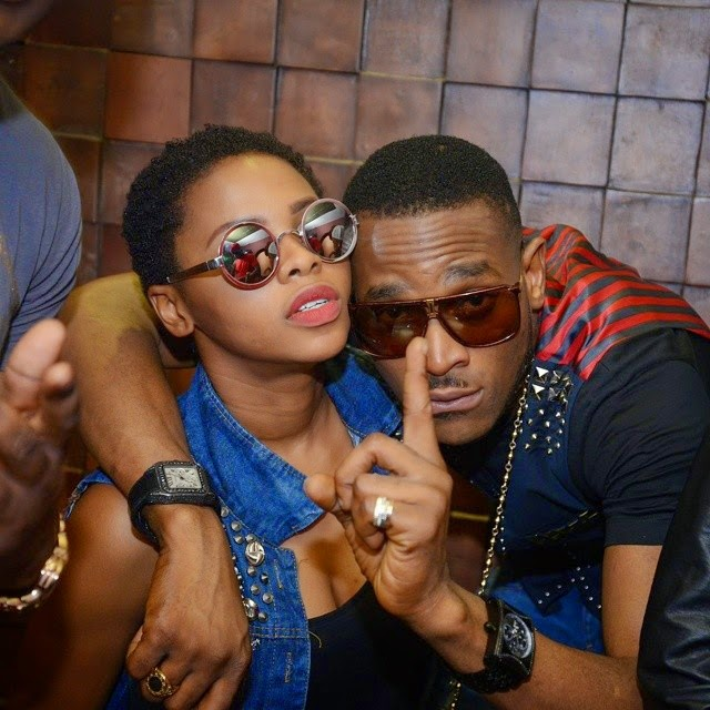 Chidinma and D'banj