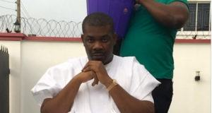Don Jazzy - ALS Ice bucket challenge