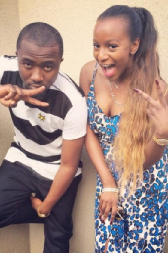Ice Prince and Cuppy