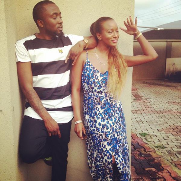 Ice Prince and Dj Cuppy NaijaVibe
