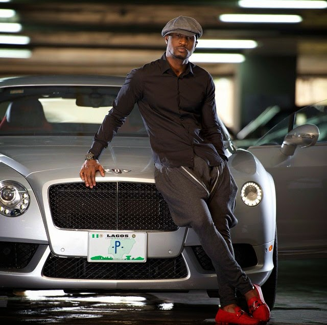 Mr Peter Okoye NaijaVibe