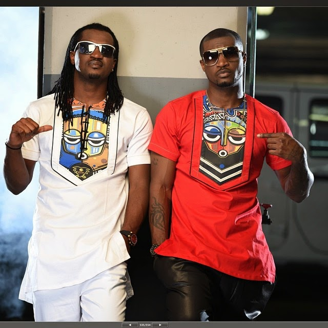 Paul and Peter Okoye NaijaVibe
