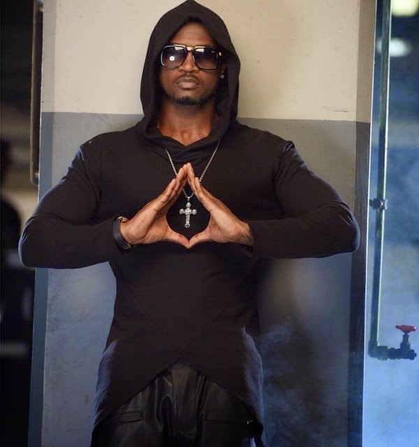 Peter Psquare sèxy new photos NaijaVibe