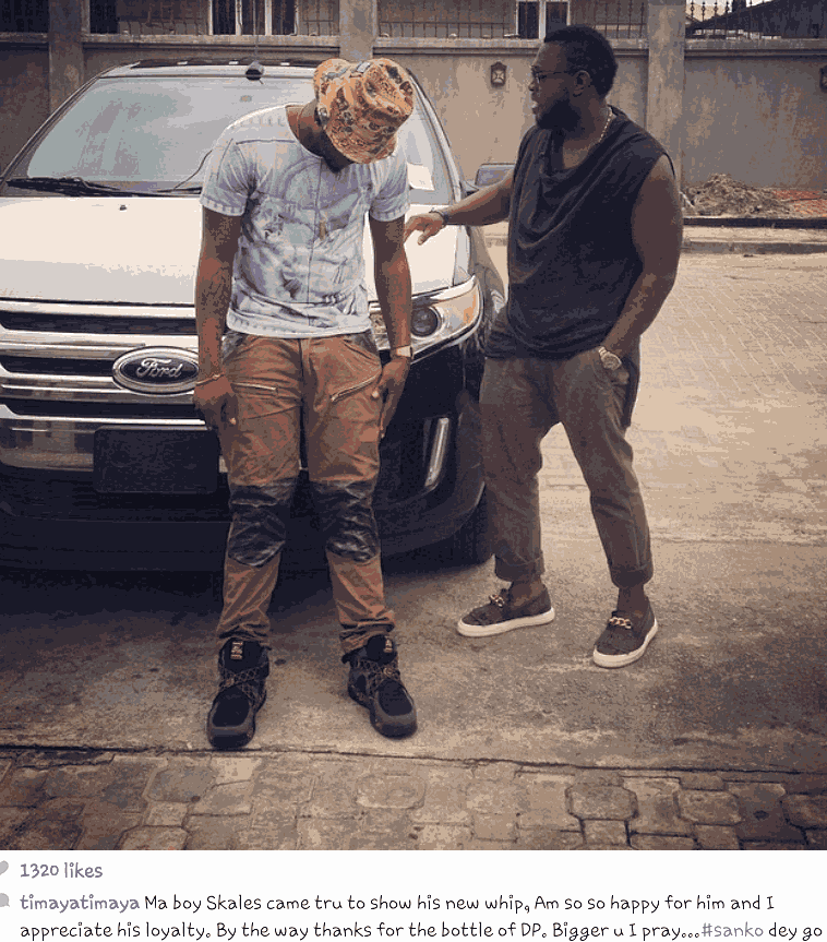 Skales Acquires 2013 Ford Edge Jeep