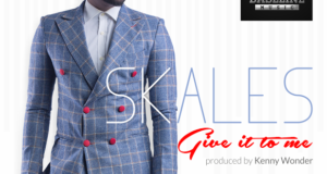 Skales - Give It To Me [AuDio]