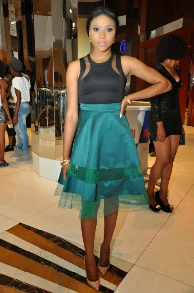 Stephanie coker - Jimmy Jatt's 25th Anniversary