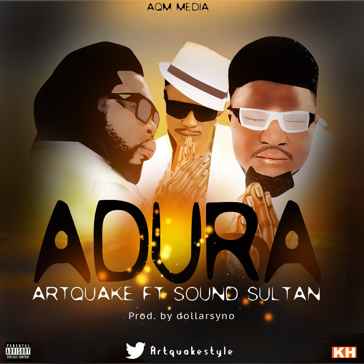 Artquake – Adura ft Sound Sultan [AuDio]