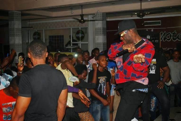 Orijin tours Uyo & Nnewi with Burna Boy And Phyno