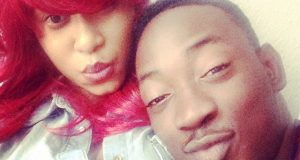 Cynthia Morgan and Dammy Krane